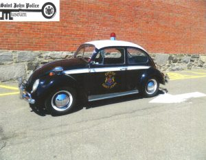 Police Bug and SJPM Logo