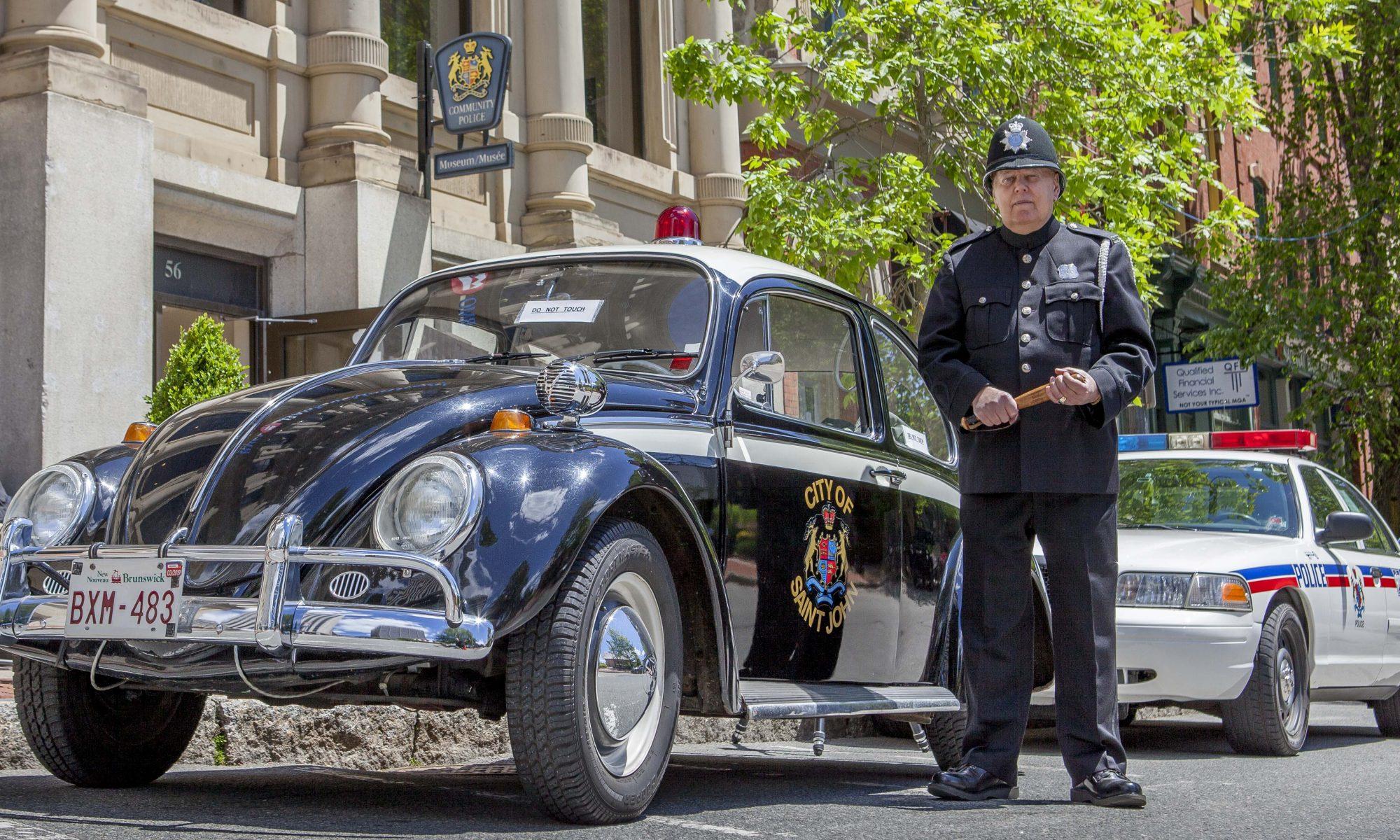 "Saint John Police Museum ""Bobby"""